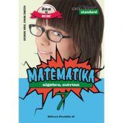 Matematika, aritmetika, algebra, mertan. VII Osztaly - Gheorghe Iurea, Adrian Zanoschi