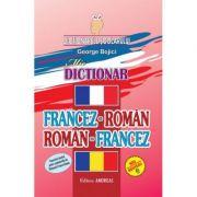 Mic Dictionar francez-roman roman francez