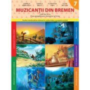 Muzicantii din Bremen (Caiet de lucru. Clasa pregatitoare. Semestrul II)