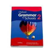 Oxford Grammar for Schools: 2 - Students - Book and DVD-ROM - Liz Kilbey