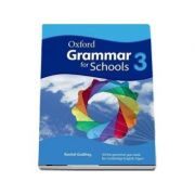 Oxford Grammar for Schools: 3 - Students - Book and DVD-ROM - Rachel Godfrey