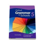 Oxford Grammar for Schools: 5 - Students - Book and DVD-ROM - Rachel Godfrey