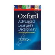 Oxford Advanced Learners Dictionary, International Students Edition (only available in certain markets) - Editia a VIII-a
