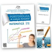 Portofoliul de evaluare formativa - Matematica, clasele IX-XII + + Mic ghid de invatare rapida si eficienta, clasele VIII-XII