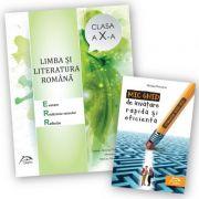 Limba si literatura romana 2017 - clasa a X-a + Mic ghid de invatare rapida