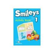 Smileys 1, Activity Book. Caiet clasa a I-a