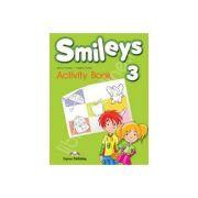 Smileys 3, Activity Book. Caiet clasa a III-a