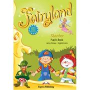 Fairyland Starter Curs de limba engleza. Pupils's Book - Virginia Evans