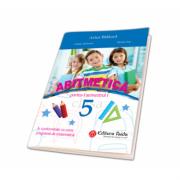Culegere de aritmetica pentru clasa a V-a, semestrul I, Artur Balauca