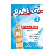 Right on! 1 Grammar Book Student's Book