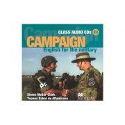 Campaign 2 Class Audio CD - Simon Mellor-Clark, Yvonne Baker de Altamirano