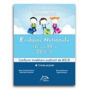 Evaluarea nationala, clasa a IV-a, limba si literatura romana, matematica