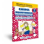 Ghidul Profesorului. In lumea povestilor cu Mihaela si Azorel + CD cu resurse digitale - clasa pregatitoare