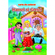 HANSEL SI GRETEL -Eurobook