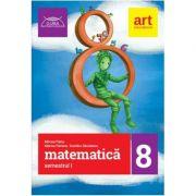 Matematica, culegere pentru clasa a 8-a. Semestrul I colectia Clubul Matematicienilor - Marius Perianu