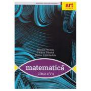 Matematica. Clasa a 5-a. Manual - Marius Perianu, Catalin Stanica, Stefan Smarandoiu