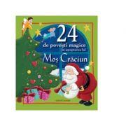 24 de povesti magice in asteptarea lui Mos Craciun (Cristina Brostianu)