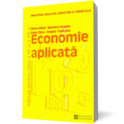 Manual Economie Aplicata pentru clasa a XII-a
