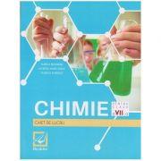 Chimie, caiet de lucru pentru clasa a VII-a(2016)