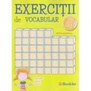 Exercitii de vocabular, Limba Romana pentru clasele II, III, VI