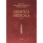 Genetica Medicala - Mireca Covic, Dragos Stefanescu, Ionel Sandovici, Eusebiu Vlad Gorduza