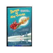 Iarna lui Mos Craciun. Carte de colorat cu jocuri, ghicitori, versuri si cantece de iarna. Colectia Joc si culoare