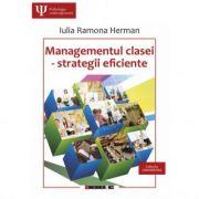 Managementul clasei – strategii eficiente - Iulia Ramona HERMAN