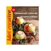 Ornamente naturale pentru Craciun. Idei creative - Maria Radics