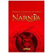Pachet Cronicile din Narnia- C. S. Lewis- Volumele I-V