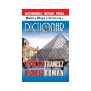 Dictionar roman-francez, francez-roman - Rodica Blaga Chiriacescu