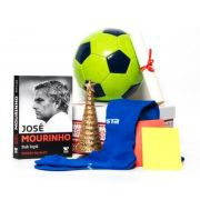 Cadoul perfect de Craciun: Pachetul Sportivului DZC - Fotbal cu Mourinho ⚽⚽⚽
