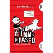 Timmy Fiasco 1. A gresi e omeneste. Paperback - Stephan Pastis
