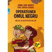 Biroul de investigații nr. 2. Operaţiunea Omul Negru - Jorn Lier Horst, Hans Jorgen Sandnes