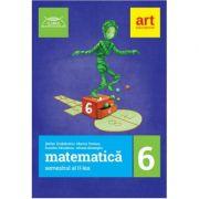 Clubul Matematicienilor - Matematica pentru clasa a 6 - Semestrul II - Marius Perianu