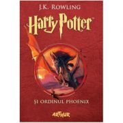 Harry Potter si Ordinul Phoenix VOL. 5 - J. K. Rowling