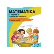 Matematica - Olimpiade si concursuri scolare Clasa a VI-a 2008-2013. Probleme selectate pe unitati de invatare cu rezolvari complete