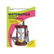 Matematica: olimpiade si concursuri (clasa a VII-a) - probleme selectate pe unitati de invatare cu rezolvari complete (2008-2012)