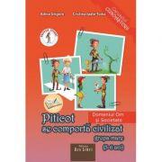Piticot se comporta civilizat 5-6 ani. Domeniul Om si Societate - Adina Grigore