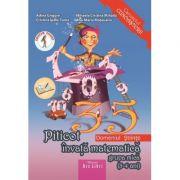 Piticot invata matematica 3-4 ani. Domeniul Stiinte - Adina Grigore, Cristina Ipate-Toma