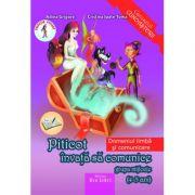 Piticot invata sa comunice 4-5 ani. Domeniul: Limba si Comunicare (Crostina I. Toma)