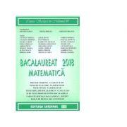 Matematica cls IX-XII Bacalaureat 2018 Dan Seclaman