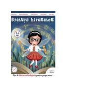 Steluta Literelor. Fise de Educarea limbajului pentru grupa mare 5-6 ani - Mirela Fiser