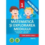 Matematica si explorarea mediului caiet pentru clasa I