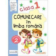 Comunicare in limba romana pentru clasa I- semestrul II, varianta - ed. CD. Press