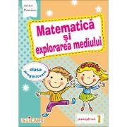 Matematica si explorarea mediului pentru clasa pregatitoare, semestrul I