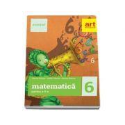 Esential Matematica clasa a 6-a. Partea a II-a (Editia 2017) de Marius Perianu
