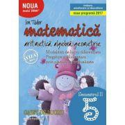 Matematica 2000 Initiere. Caiet de lucru pentru Clasa a V-a. Semestrul II ( Aritmetica, Algebra, Geometrie )