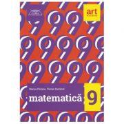 Matematica pentru clasa a 9-a - Clubul matematicienilor (Marius Perianu)