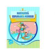Matematica si explorarea mediului pentru clasa pregatitoare partea a II-a ( Marinela Chiriac )