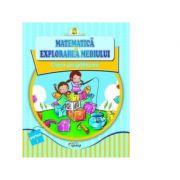 Matematica si explorarea mediului pentru clasa pregatitoare partea I ( Marinela Chiriac )